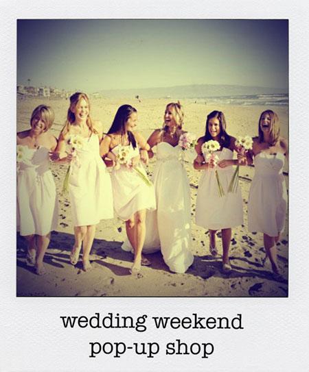 Thread Wedding Pop-up: 10/20 - 10/23