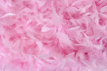 Tickled Pink - Stylish DIY Halloween Costume