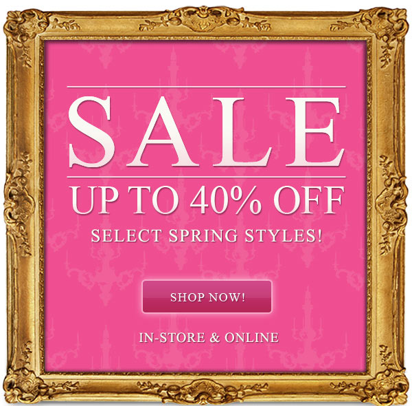 Tracy Reese Spring Retail Sale