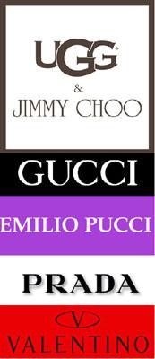 Jimmy Choo, UGG Australia, Gucci, Prada & more Sample Sale