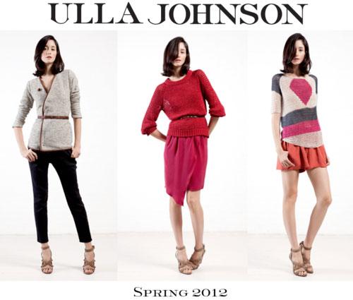 Ulla Johnson Sample Sale