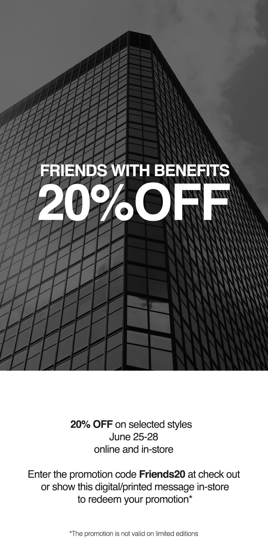 United Nude Friends with Benefits Sale