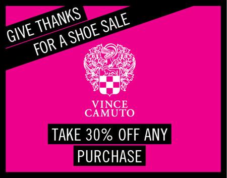 Vince Camuto Black Friday Sale