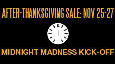 Woodbury Common Premium Outlets After-Thanksgiving Weekend Sale