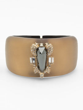 Alexis Bittar 'Teatro Moderne' Shield Bracelet