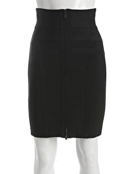Herve Leger Pencil Skirt from Bluefly