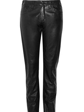 Joseph Leather skinny pants