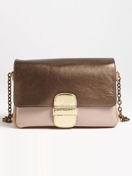 MARC JACOBS 'Violet' Leather Shoulder Bag