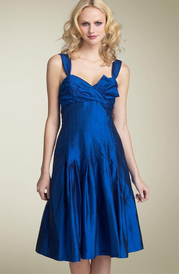blue dress nyc