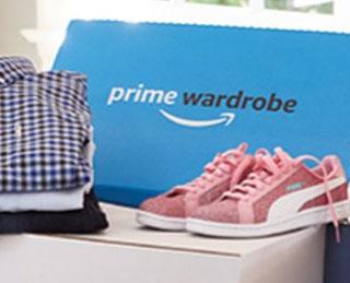 Amazon expands Prime Wardrobe