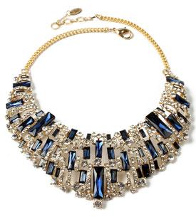 Amrita Singh Victoria Bib Necklace