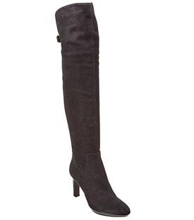 Aquatalia Raffaela Waterproof Suede Over the Knee Boot