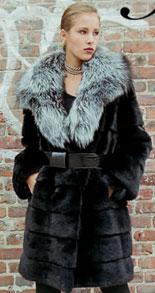 Belle Fare Fur Sample Sale