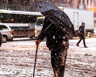 15 Images From the NYC #Blizzardof2015