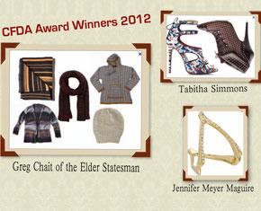 CFDA Winners Announced, We Wonder What Role The Winners' Social Status Plays