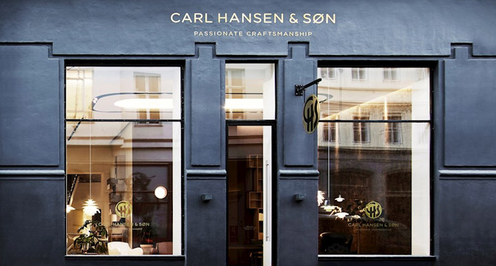 About Carl Hansen and Søn