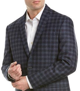Daniel Hecter Wool Sportcoat