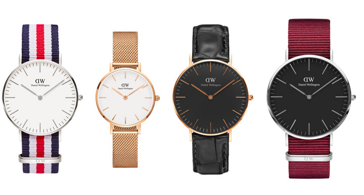 About Daniel Wellington
