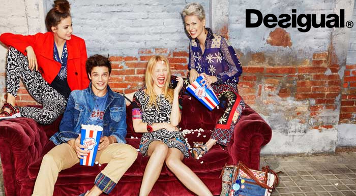 About Desigual