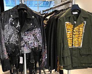 Pics from Inside the Faith Connexion + A Peace Treaty + Fashionkind Sample Sale