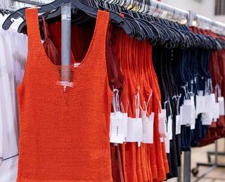 FRAME Sample Sale in Images