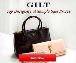 Gilt.com - Top Designers at Sample Sale Prices