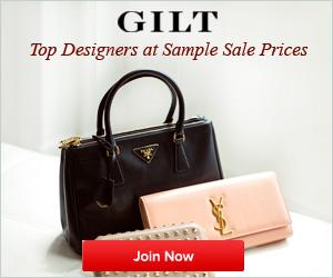 Gilt.com - Top Designers at Sample Sale Prices