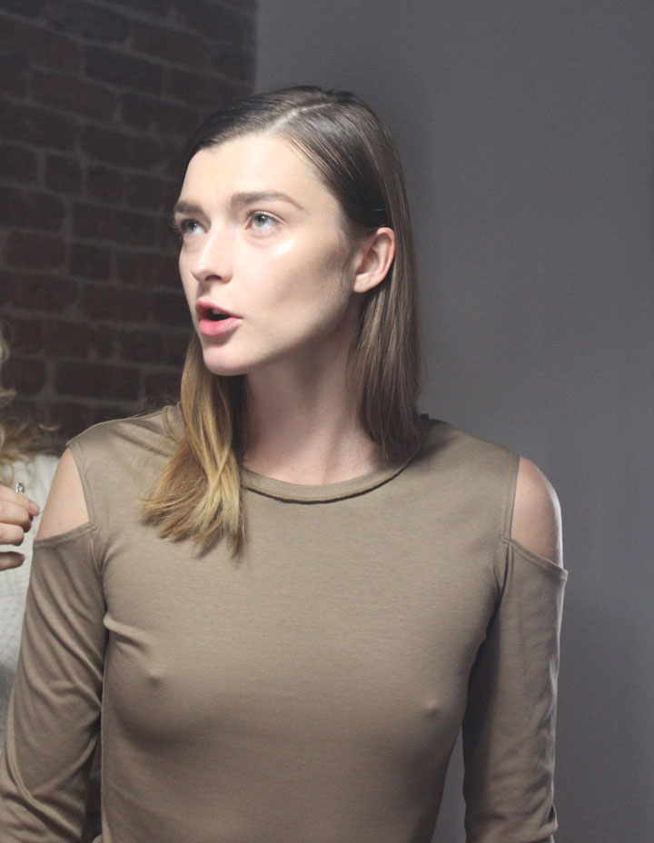 HEIKE JARICK Sample Sale Cara Shirt