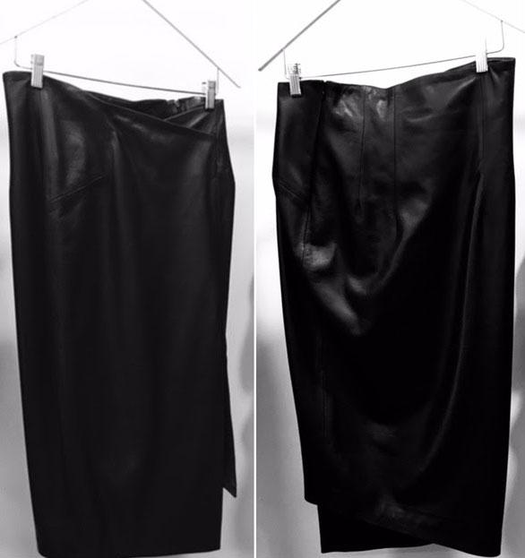 HEIKE JARICK Sample Sale Frieda Skirt