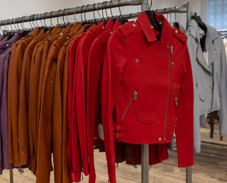 IRO Sample Sale in Images