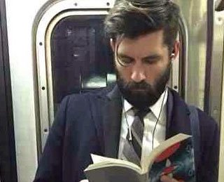 Your New Favorite Instagram Account: Hot Dudes Reading