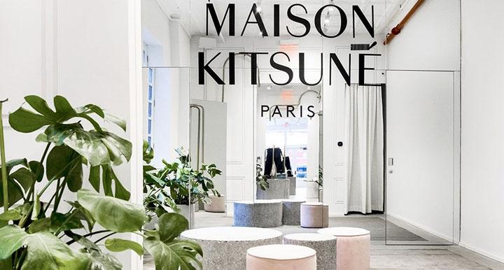 About Maison Kitsuné