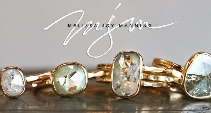 About Melissa Joy Manning