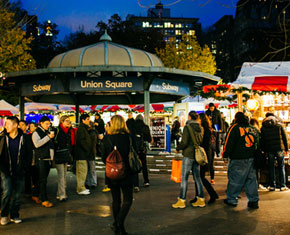 The 60 Second Guide to the New York City Holiday Markets