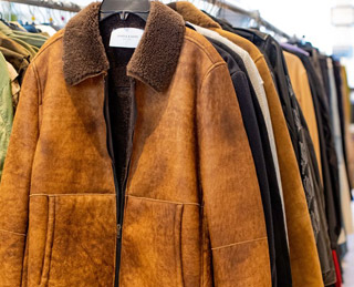 Ovadia & Sons Sample Sale in Images