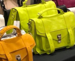 Pics from Inside the Proenza Schouler Sample Sale