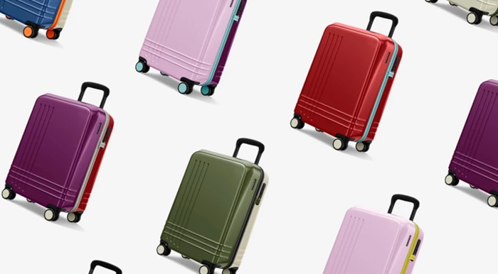 About ROAM Luggage