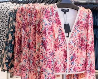 Rachel Zoe Sample Sale in Images