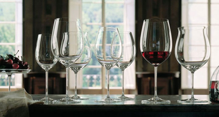 About Riedel Glassware