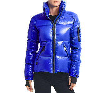 Sam. Freestyle Down Puffer Jacket $350