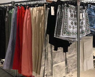 """The (""""Basic Bitches"""") Reiss Sample Sale 