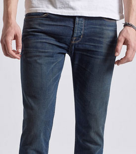 Slim Selvedge Fit Jean