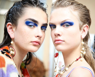 Spring 2018 Beauty From Milan Fashion Week
