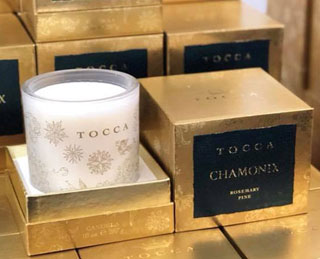 Pics from Inside the TOCCA Sample Sale