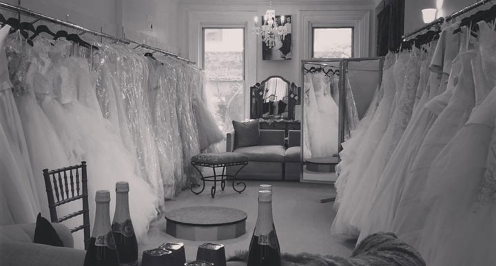 About The Bridal Salon