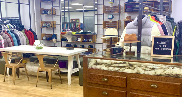 About The Park Showroom