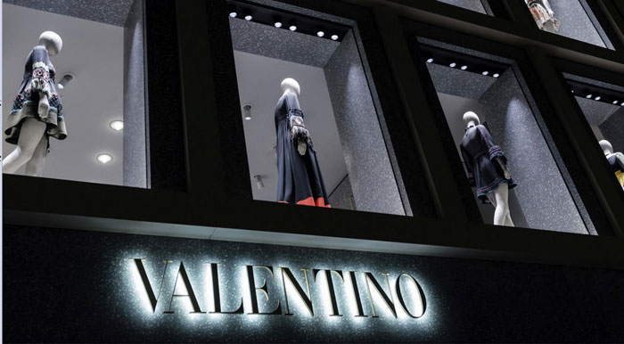 About Valentino