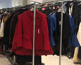 Pics from Inside the Vivienne Westwood Sample Sale