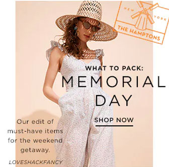 What to Pack for the Hamptons