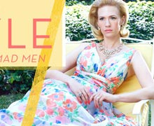 Get the Look: 60s Style Inspired by Mad Men Online Sample Sale @ Ruelala.com
